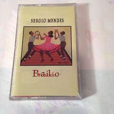 Cassette Tape -Sergio Mendes – Brasileiro SEALED