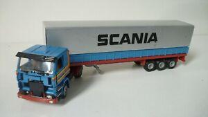 Camion Semi remorque Scania 1/50 / Tekno