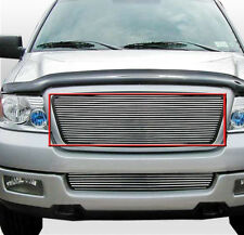 FORD 2004-2008 F-150 TRUCK POLISHED FRONT UPPER BILLET GRILLE GRILL ALUMINUM NEW