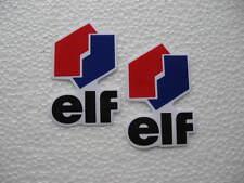 Aufkleber Set Sticker ELF * Auto-Tuning * Motorsport * Racing * Biker * Motorrad
