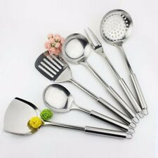 Kitchen Utensil Set Stainless Steel Spatula Kitchen Cooking Tools Accessories