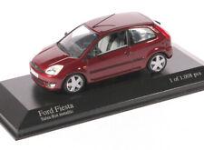 1:43 Minichamps - Ford Fiesta 2002 - salsarotmetallic