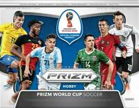 2018 Panini Prizm World Cup Soccer Prizms Red Pick From List 1-150