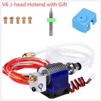 BZ 3D Printer E3D V6 J-head Hotend 1.75mm Filament Bowden Extruder Nozzle 0.4mm