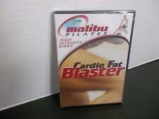 Malibu Pilates High Intensity Series Cardio Fat Blaster Carroll Krieff New Dvd