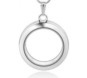 Lock of Hair Fur Photo MEMORIAL LOCKET Necklace Pendant Keepsake Jewellery