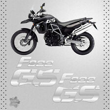 STICKER BMW F 800 GS BLACK 2012 PEGATINA VINYL DECAL AUTOCOLLANT AUFKLEBER ADES