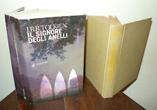 Tolkien,IL SIGNORE DEGLI ANELLI.Trilogia,2001 Bompiani/LO HOBBIT,Euroclub 1980