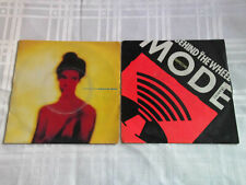 lot depeche mode / behind the wheel / policy of truth / 45 tours
