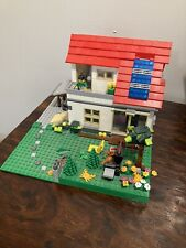 Lego House/ Cottage - Incomplete, As Is