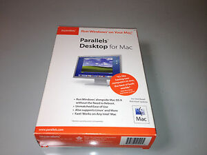 Nova Development Parallels Desktop for Mac (2006)