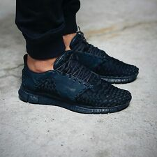NIKE FREE INNEVA WOVEN II UK 8 EUR 42.5 US 9 OBSIDIAN NAVY BLUE SP QS FLYKNIT DS