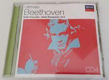 Beethoven Violinkonzert / Violin Concerto, Romanzen/Romances Szeryng Haitink CD