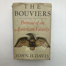 The Bouviers Portrait Of An American Family John H. Davis 1969 Vintage Book