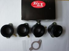 YAMAHA XV 1100 S Virago Special MANIFOLD RUBBERS CARB  TO HEAD RUBBERS 1984