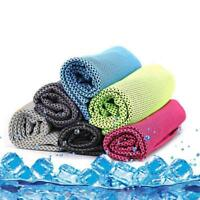 COOLING TOWEL for Golf Tennis Gym Yoga Workouts Sports Running Jogging Fitness