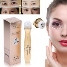 Women 24K Gold Collagen Anti-Dark Circle Wrinkle Firming Roll-on Eye Cream 10ml