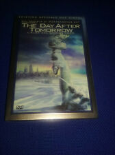 cofanetto+2 DVD Nuovo film-THE DAY AFTER TOMORROW - D.QUAID E.ROSSUM