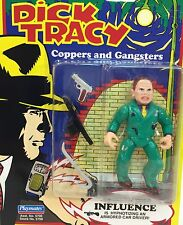 Vintage~1990 ~ Playmates ~ Dick Tracy ~ Coppers and Gangsters ~ INFLUENCE ~ MOC