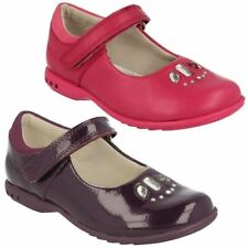 Clarks Party Leather Upper Shoes for Girls