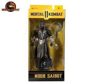 McFarlane Toys Mortal Kombat Action Figure Noob Saibot Kilgore Skin Brand New UK