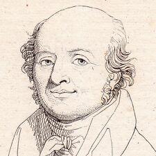 Antoine Dubois Gramat Lot Chirurgie Expédition d' Egypte Napoleon Bonaparte 1821