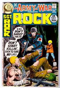 OUR ARMY AT WAR # 239 in VF+ grade 1971 DC WAR comic w/ SGT ROCK