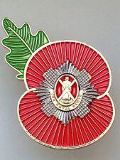 Royal Scots ( RS) Poppy Pin