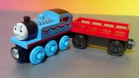 Thomas and Friends Wooden Railway THOMAS BALLOON DELIVERY Rare Train Authentic