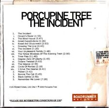 Porcupine Tree PROMO CD ALBUM The Incident (Steven Wilson)