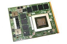 728555-001 HP Genuine NVIDIA Quadro K5100M 8GB GDDR5 Video Card
