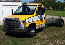2010 Ford E-450 6.0 Liter V-8 Turbo Diesel Cab&Chassis! Nice! 1 Owner!
