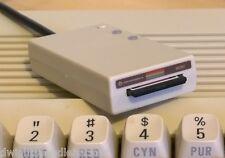 EDIZIONE limitata AUTENTICA riciclato C64C ABS con montante sd2iec SD CARD 1541 DISK DRIVE