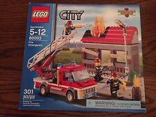 LEGO 60003 Fire Emergency from the City Series New in Box