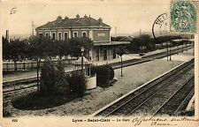CPA Lyon - Saint-Clair - La Gare (470365)