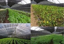 New listing 50% Uv Block Sun Shade Cloth for Plant Cover Greenhouse Barn 12Ft x 20Ft,New