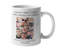 Olly Alexander I don't feel like Mug I would do him It's a Sin Ritchie Tozer