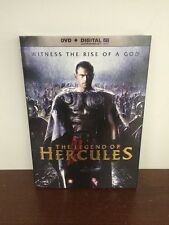 The Legend of Hercules (DVD+Ultraviolet) Brand New!! Beware of fake copies