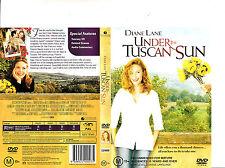 Under The Tuscan Sun-2003-Diane Lane- Movie-DVD