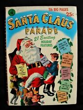"ZIFF DAVIS COMIC ""SANTA CLAUS PARADE"" #1  FROM 1951 IN VERY GOOD+ CONDITION"