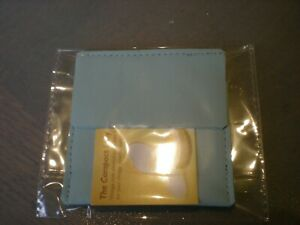LEATHER CASE COVER FOR VINTAGE STRATTON PRINCESS POWDER COMPACT