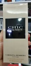 Treehousecollections: Carolina Herrera Chic EDT Perfume Spray For Men 100ml
