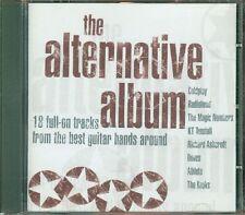 The Alternative Album - Coldplay/Radiohead/The Kooks/Ashcroft/Graham Coxon Cd Ex