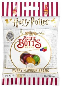 Jelly Belly Harry Potter Bertie Botts Flavour Beans 54g American Sweets - New