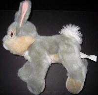 "Disney Store Thumper Bunny Rabbit 10"" Plush Stuffed Animal Toy Bean Bag Bambi"