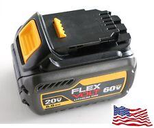 New Genuine DCB606 20V 60V MAX FLEXVOLT 6.0Ah Tool Battery Pack