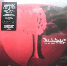 THE SUBWAYS - Young For Eternity (CD) . FREE UK P+P ...........................