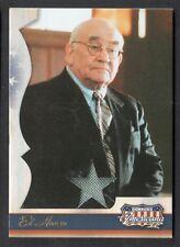 DONRUSS AMERICANA II (2008) PERSONAL WARDROBE CARD #165 ED ASNER (#114/500)