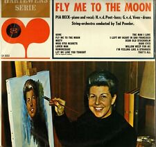 """PIA BECK """"FLY ME TO THE MOON"""" PIANO VOCAL JAZZ 60'S LP CNR 5053"""