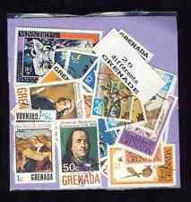 Grenade - Grenada 25 timbres différents